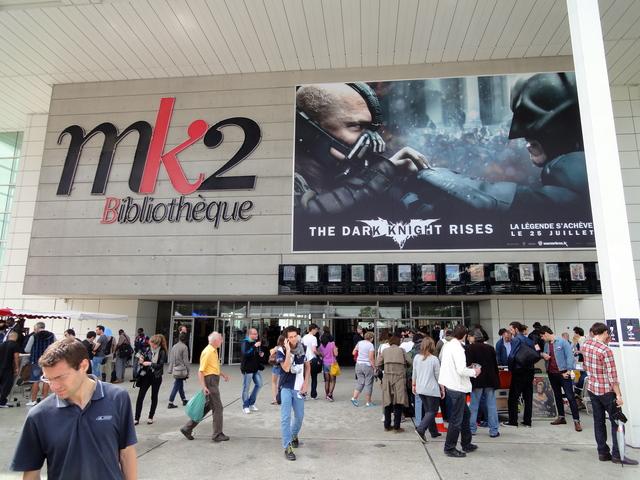 MK2 Grande Bibliotheque