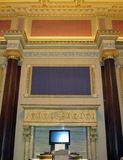 State Theatre (Cleveland, OH) - Wall detail, grand lobby