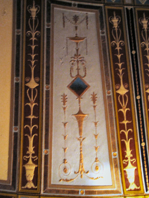 State Theatre (Cleveland, OH) - Ceiling Detail #3, Balcony Foyer