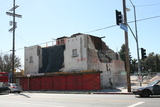Florence Mills Demolition, March 10, 2013