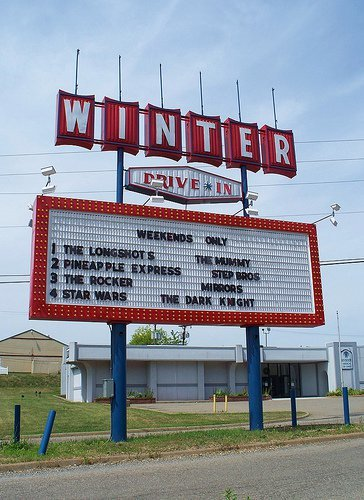 Winter Drive-In