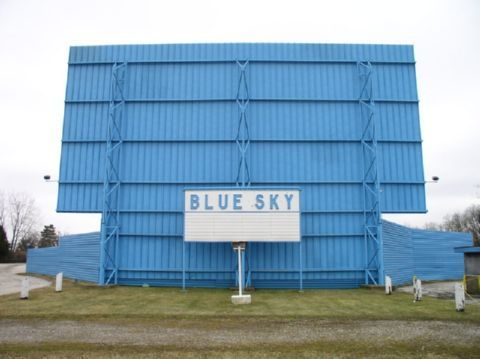 Blue Sky Drive-In