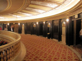 State Theatre (Cleveland, OH) - Gallery in balcony foyer