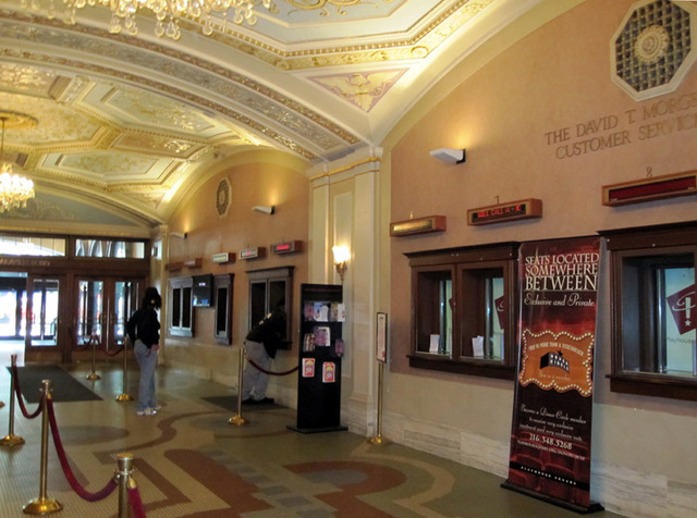 State Theatre (Cleveland, OH) - Main outer lobby