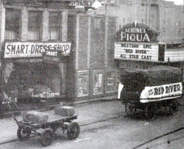 Shine's Piqua 1948