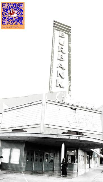 """Diva""  @Burbank Theatre, San José Ca."