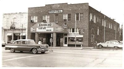 Broncho Theatre