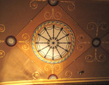 State Theatre (Cleveland, OH) - Ornamental detail - Balcony foyer ceiling
