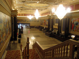 State Theatre (Cleveland, OH) - Grand Lobby from upper landing