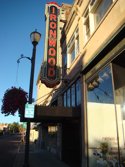 Ironwood Theater