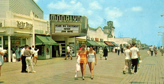 MOORLYN Theatre; Ocean City, New Jersey.