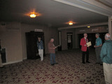 State Theatre (Cleveland, OH) - Passage from upper balcony foyer to grand lobby