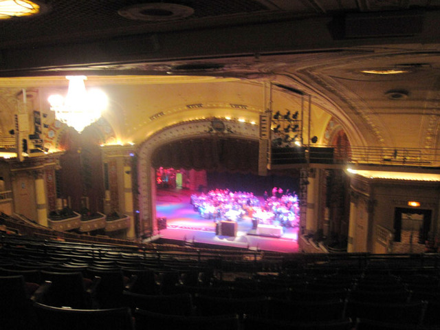 State Theatre (Cleveland, OH) - Proscenium