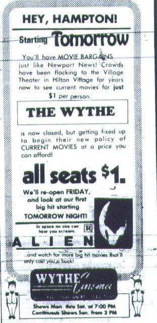 Wythe Cinema