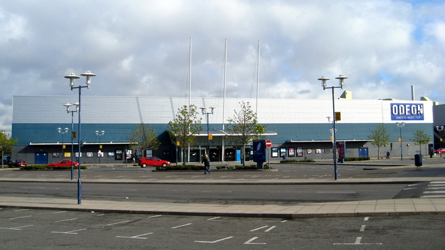 Odeon Surrey Quays