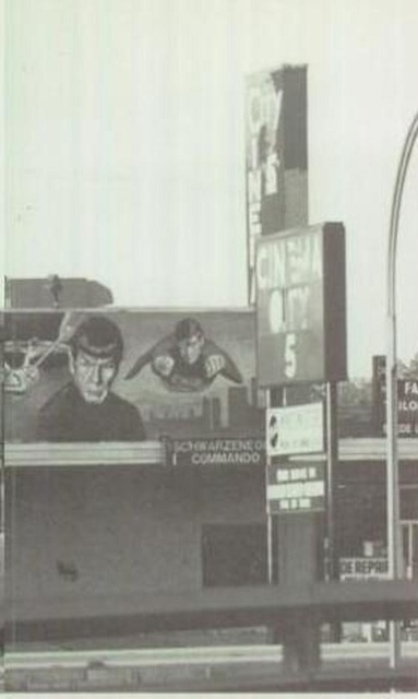 Cinema 5 Mural