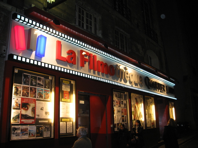 Filmotheque du Quartier Latin