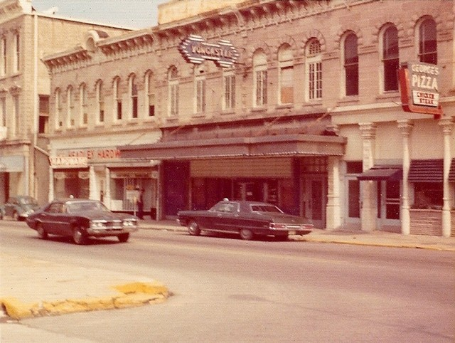The Voncastle, Greencastle, Indiana, c. 1970