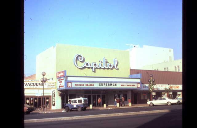 Capitol Theater, Glendale, California