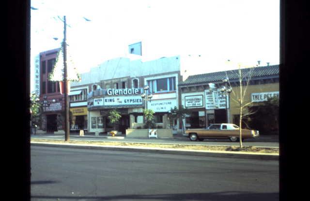 Glendale Theater, Glendale, California