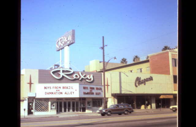 Roxy Theater, Glendale, California