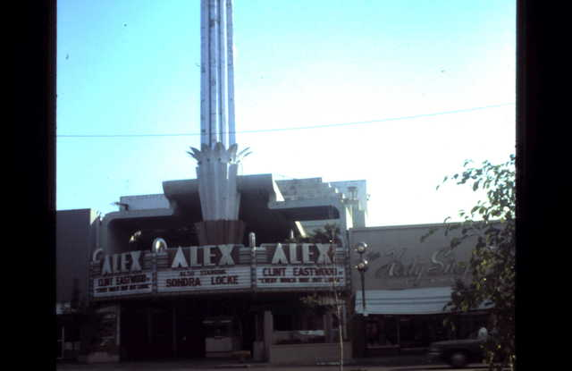 Alex Theater, Glendale, California