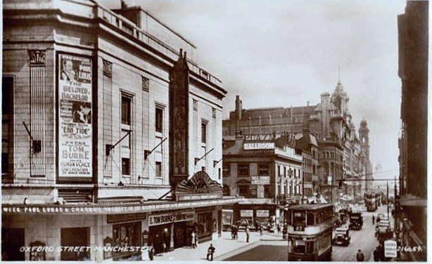 Odeon Cinema Manchester