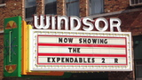 Windsor Theatre, Hampton, Iowa