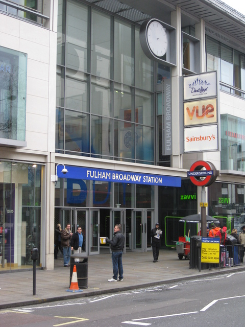 Vue Fulham Broadway
