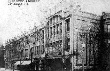 PANTHEON Theatre; Chicago, Illinois.