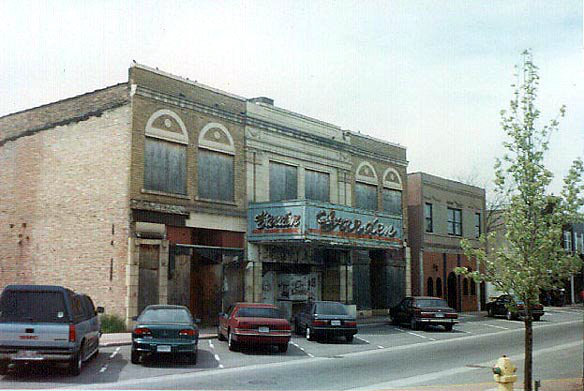 GARDEN Theatre; East Chicago, Illinois.
