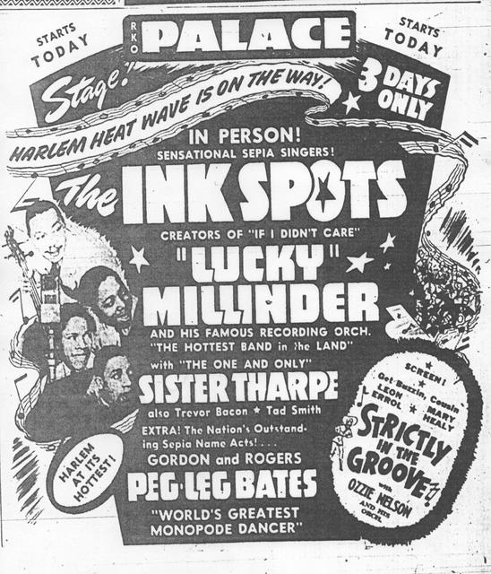 """The Ink Spots"""