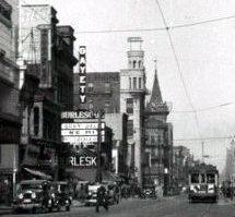 EMPRESS (GAYETY, NEW STAR, ORPHEUM) Theatre; Milwaukee, Wisconsin.
