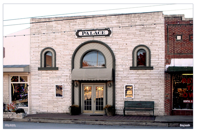 Palace Theatre ... Glen Rose Texas