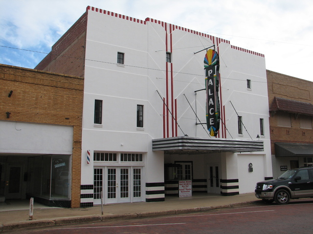 Palace Theater, Childress, TX