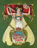 OLYMPIC Theatre; Chicago, Illinois.