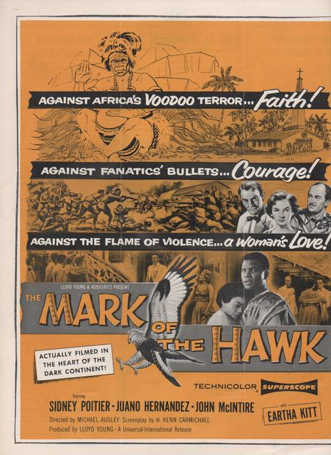"""The Mark of the Hawk"""