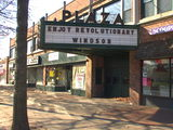 Plaza Theater - November 2001