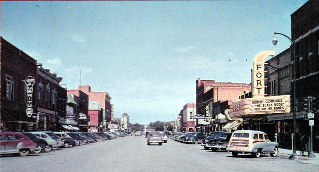 FORT Theatre; Kearney, Nebraska.