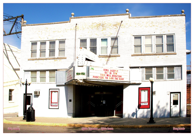 Albia Theater...Albia Iowa