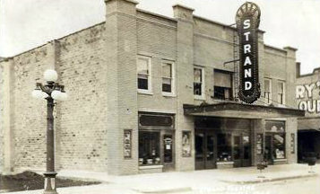 STRAND Theatre; Lowell, Michigan.