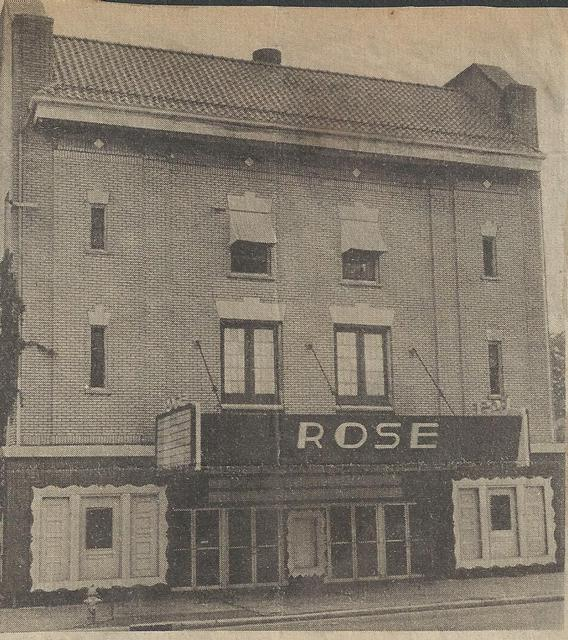 Rose Theatre, Thomasville, GA