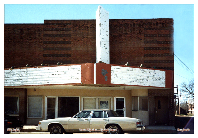 Texas Theater ... Haskell Texas