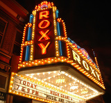 Roxy marquee