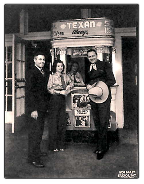 Texan Theater...Houston Texas