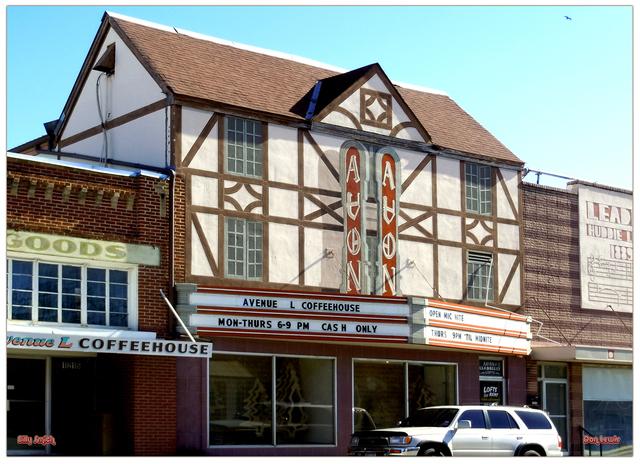 AvonTheater...Huntsville Texas
