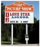 Picture Show Drive-In...Huntsville Texas
