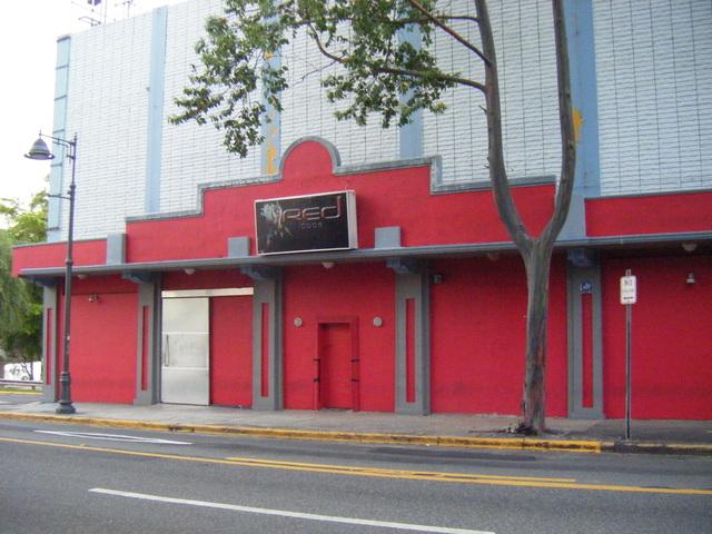 Teatro Puerto Rico now Disco 'Red'