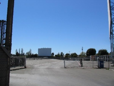 SKYVIEW DRIVE-IN THEATER PRE 2008