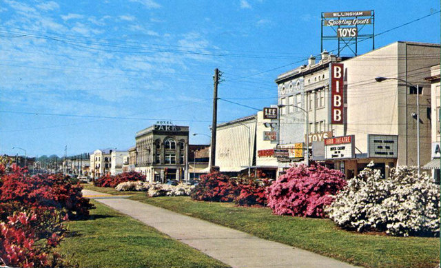 BIBB Theatre; Macon, Georgia.